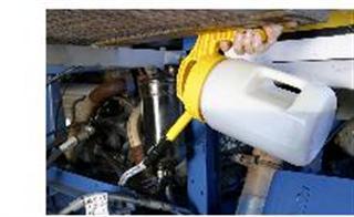 Oil Safe oliekannen : de ideale oliekan voor smeertaken zoals olie bijvullen, oliewissel