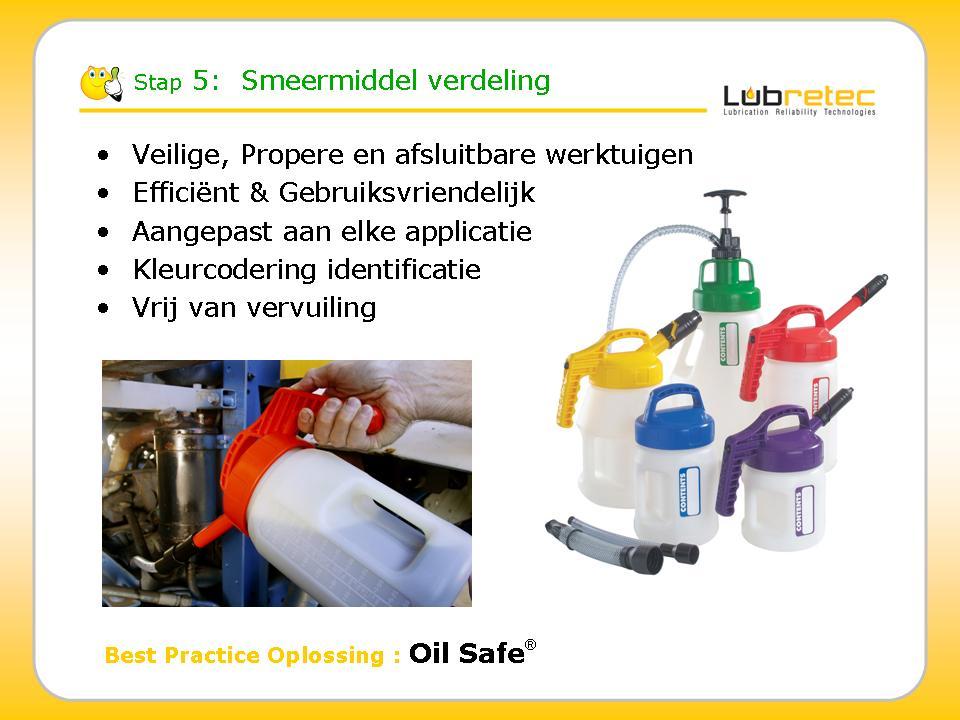 Lubrication Reliability : Smeermiddel verdeling & transfer