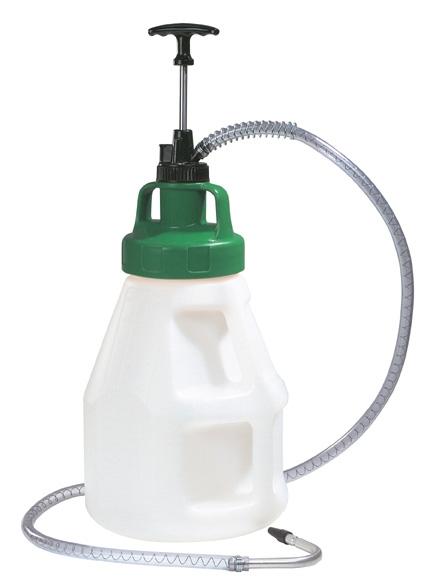 Oil Safe Pump combination