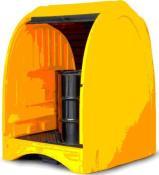 4-drum-outdoor-storage-cabinet