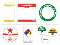 Label Safe labels