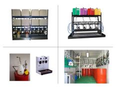 Lubricant-storage-conditioning