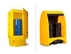 Opslag outdoor vaten (Mobile)